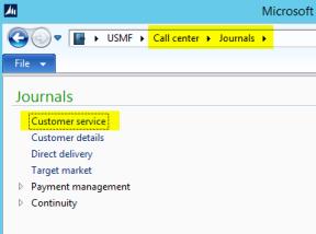 Customer Dynamics FOAX Finance Controlling - Open invoice customer service