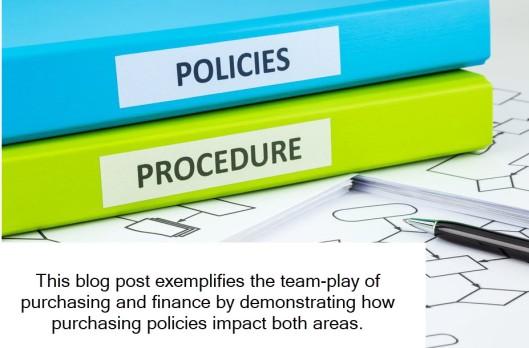 您知道吗……如何使用采购策略? / Do you know … how to use purchasing policies?