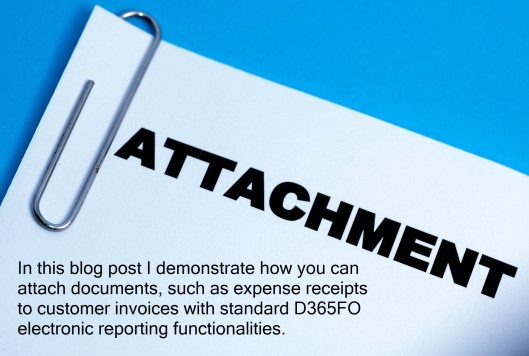 你知道吗……如何打印带有文档附件的发票?/Do you know … how to print invoices with document attachments?